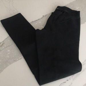 The Row Black Stratton Legging